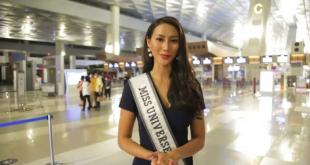 Puteri Indonesia 2020, RR. Ayu Maulida Putri mewakili Indonesia menuju ajang kecantikan internaasional paling bergengsi, Miss Universe 2020 (ist)