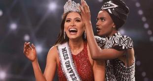 Miss Mexico Andrea Meza berhasil meriah prestasi dipanggung Miss Universe 2020. (dok.innstagram andreamezamx)