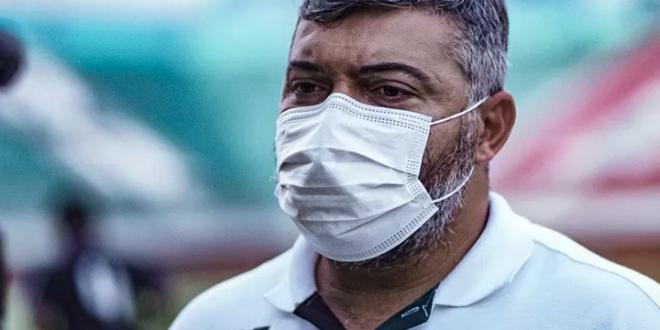 Manajer PSS Sleman Danilo Fernando