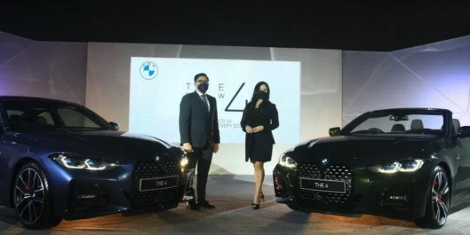 Peluncuran The New BMW 4