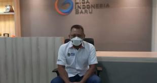 Direktur Operasional PT Liga Indonesia Baru (LIB) Sudjarno memberikan keterangan mengenai perkembangan Liga 1 dan Liga 2 Indonesia musim 2021-2022 di Kantor LIB, Jakarta, Kamis (17/6/2021). Liga 1 Indonesia musim 2021-2022 akan bergulir mulai 10 Juli 2021 sampai Maret 2022, sementara Liga 2 Indonesia 2021 rencananya digelar pada akhir Juli sampai Desember 2021. (Michael Siahaan)