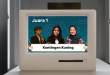 Daffa Alif Pratama, Gwyneth Christina, dan Sausan Nurnadya, yang tergabung dalam Tim Kuning FTUI. (ist)