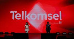 Logo baru Telkomsel. (Foto: Dok. Telkomsel)