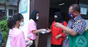 Pelajar KT&G SangSang Univ. Indonesia. (indoposonline.NET/ist)