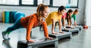 Ilustrasi aktivitas fisik pada anak (indoposonline.NET/Shutterstock)