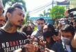 Jerinx SID menjalani pemeriksaan di Polda Bali, Denpasar, Kamis (6/8/2020)
