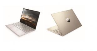 HP Pavilion Aero 13 hadir dalam dua warna yaitu Natural Silver dan Warm Gold. (indoposonline.NET (ist)