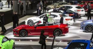 Pameran New York Auto Show