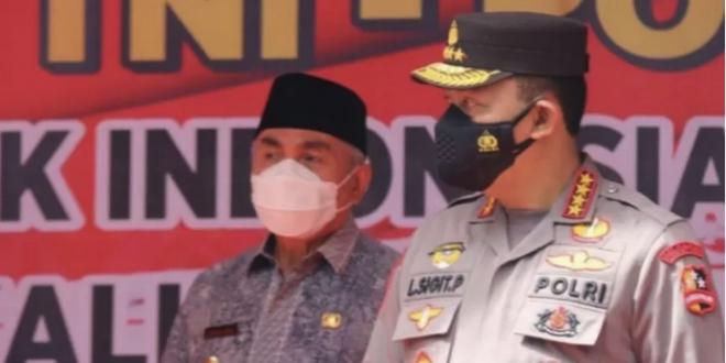 indoposonline.NET - Kapolri Jenderal Polisi Listyo Sigit Prabowo menyampaikan sekitar 20 ribu lebih masyarakat di Kalimantan Timur (Kaltim) masih menjalani isolasi mandiri akibat terpapar COVID-19.