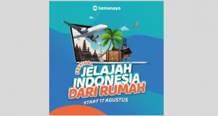 Festival Jelajah Indonesia dari Rumah oleh Kemanayo (ist)