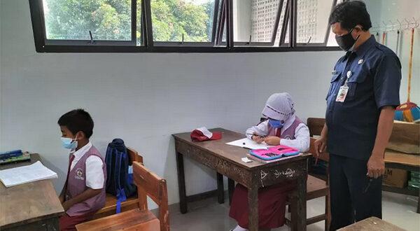 1.509 Sekolah di DKI Jakarta Siap Menggelar Pembelajaran Tatap Muka