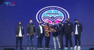Rans PIK Basketball diluncurkan. (tangkapan layar Rans Entertainment).