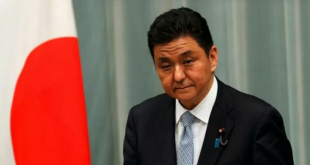 Menteri Pertahanan Jepang Nobuo Kishi di Tokyo, September 2020.