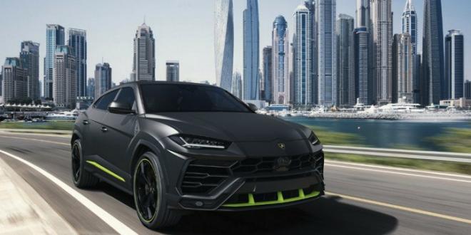 Penjualan Lamborghini Meningkat